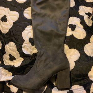 Torrid over the knee boots